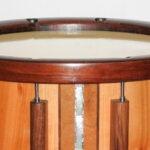 """pipe drum model """"martin grubinger"""", perlmut"""