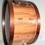 concert bass drum nut, 28x14""
