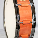 classic pear 14x5 with black steelhoops