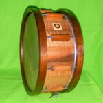 snaredrum classic select nut, woodhoops, 14x6""