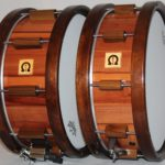 "snaredrum classic select pear with woodhoops 14x6"" / 14x5"""