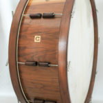 konzert bass drum classic nut 36x12