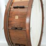 konzert bass drum classic nut 36x12