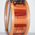 snaredrum classic select pear, woodhoop and double strainer system, 14x6""