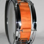 "special snaredrum modell ""high tuning""; 12x4""; pear"