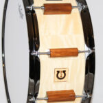 classic select maple 6x14 with black chrome hoops