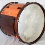 konzert bass drum classic pear 28x18
